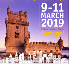 9 - 11 maart 2019 - European Multidisciplinary Colorectal Cancer Congress